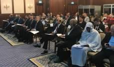 بزي من كييف:لتصويب الأمور واعتماد الحلول السياسية التي تأخذ بالاعتبار سيادة الدول