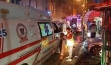 الدفاع المدني: إخماد حريق داخل شقة سكنية في طريق الجديدة والأضرار مادية