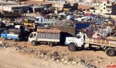 النشرة: عودة دفعة من النازحين السوريين في شبعا الى بلادهم السبت