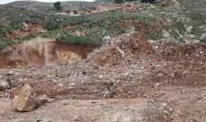 النشرة: اقفال مكب كفرصير المحاذي لضفاف نهر الليطاني