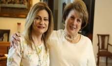 شيراز فرحات شبيب توجه رسالة لأمهات الشهداء ولذلك تطلب العذراء مريم أن تزور المنازل