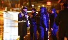 الشرطة التركية تفرق مظاهرة مؤيدة للأكراد في أنقرة