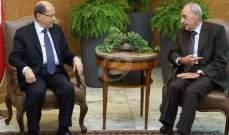 مصادر بري للـLBCI: لا مقايضة بينه وبين الرئيس تقضي بتوزير هاشم مقابل حصول عون على وزير شيعي