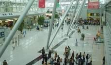 سلطات ألمانيا فتشت حقائب مسافرين قادمين من إسطنبول باستخدم كلاب بوليسية