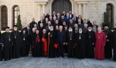 مجلس كنائس الشرق الأوسط: للإسراع بتشكيل الحكومة وعودة الإنتظام لعمل المؤسسات الدستورية