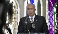 مخزومي دان الاعتداء على حافلة المنيا: الارهاب لن يثني مصر عن محاربة الإرهاب