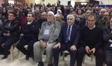 أبو فاعور : قداس اليوم هو تكريس للمصالحة وليس اعتذار فريق لفريق آخر