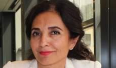 فيرا خوري: السياسة لعبت دوراً كبيراً في إنتخابات الأونيسكو