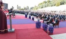 خطاب الراعي خلال جنازة صفير ... تبدّل نوعي او توصيف لحقبة الراحل؟