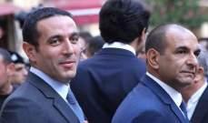 مصدر للبناء:استقالة نادر الحريري مرتبطة بعلاقته المميزة مع جبران باسيل