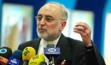 صالحي: إيران تأمل لتحقيق نتائج ملموسة حول إقامة آلية حسابات مع أوروبا