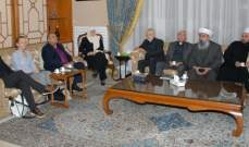 بهية الحريري: الإجماع اللبناني الآن حول الحريري هو ضمانة للإستقرار