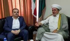 البزري يطالب الدولة اللبنانية بمجلس إنماء لمدينة صيدا