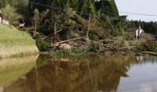 20 قتيلا على الاقل واجلاء 1,6 مليون شخص بسبب فيضانات في اليابان