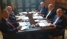 نواب طرابلس يؤكدون التعاون سويا على الاهتمام بمشاريع المنطقة