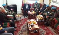 هاشم: ما يعكر الأمن والإستقرار في المنطقة هي الإستفزازات الإسرائيلية