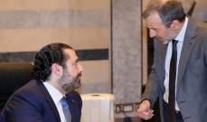 NBN: التدقيق بأسباب اشتعال فتيل الأزمة بين الوطني الحر والمستقبل ينتظر عودة الحريري