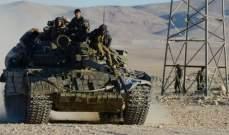 سانا: الجيش السوري ضرب مواقع المسلحين بريف حماة ودمر أوكارا إرهابية بسهل الغاب