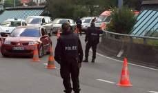 اعتقال شخص بعد تهديد بوجود قنبلة قرب محطة قطارات برن السويسرية