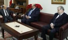 الرئيس عون بحث مع سفير جنوب أفريقيا تمكين العلاقات الثنائية بين البلدين