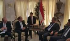 وفد الحكومة اليمنية: مستعدون لفتح مطار صنعاء فورا وفق شروط معينة