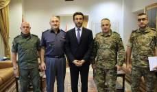 شبيب أصدر قراراً بتعيين قائد جديد لفوج اطفاء مدينة بيروت