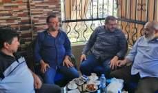 النشرة: مسؤول حزب الله بصيدا التقى نائب أمين عام أنصار الله