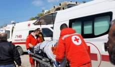 عاملان سوريان اصيبا بإنفجار قنبلة قديمة العهد بجزين