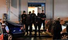 مقتل شخصين في إطلاق النار أمام مصرف في مدينة زيوريخ السويسرية