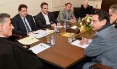 فريد الخازن بعد اجتماع لجنة متابعة لقاء بكركي: النقاش إيجابي والزملاء متجاوبون