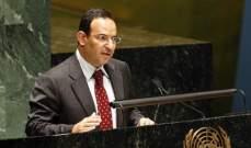 العتيبي: لا إجماع في مجلس الأمن بشأن تجربة إيران الصاروخية