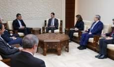 جابري أنصاري: انتصارات الجيش السوري أدت للضربة الأخيرة على سوريا