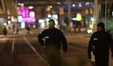 النيابة العامة الفرنسية: الاعتداء في ستراسبورغ عمل إرهابي