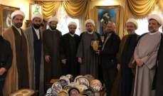 هيئة التبليغ الديني بالمجلس الشيعي الأعلى تحتفل بولادة الإمام المهدي