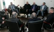 """النابلسي:العلاقة تاريخية مع """"التقدمي"""" ويجب أن نبقى حريصين على الوحدة الوطنية"""