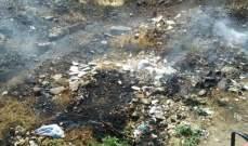 إخماد حريقي أعشاب يابسة في زحلة وتلال بدنايل وحريق أشجار في مشموشة