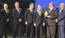 باسيل شارك بحفل العشاء الذي أقامه سفير لبنان بمونتريال على هامش مؤتمر الطاقة