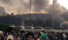 العراق: إطاحة ممثل صاحبة الجلالة فرصة لحكم وطني