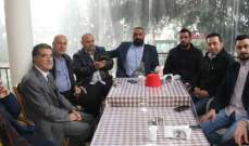 ندوة حوارية مع مدير عام مؤسسة مياه لبنان الجنوبي لشرح دور المؤسسة