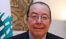 محمد المشنوق: اريد ان أصدق الالتفاف الوطني حول استقالة الحريري ولكن بعض الاجندات تدفعني للشك