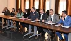 اجتماع للجنة التنسيق الوطنية لمكافحة تمويل الارهاب
