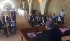 لجان المحميات توافق على إنشاء اتحاد المحميات الطبيعية في لبنان