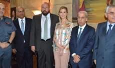 وفد ضمّ جمالي تفقد مشاريع قيد التنفيذ والتحضير في طرابلس بتكليف من الحريري