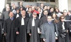 محامو النبطية يتجهون إلى خطوات تصعيدية!