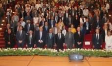 رفول: علينا المحافظة على الجامعة اللبنانية باعتبارها الداعم الأول لشبابنا