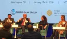 زياد حايك: مؤتمر سيدر شكّل مثالاً ممتازًا على كيفية تعاون المانحين
