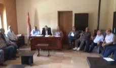 إيهاب حماده من بلدية الهرمل: الاعتداء على عضو مجلس بلدي سابقة خطيرة