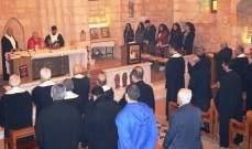 بو جودة في عيد مار جرجس: الخطر الكبير على الكنيسة هو من الاضطهاد الفكري