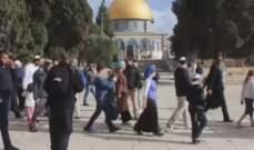 الإسراء والمعراج: عشرات آلاف الفلسطينيين يعلنون السيادة على الأقصى