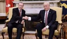 وول ستريت جورنال: قرار انسحاب اميركا من سوريا جاء بعد اتصال بين ترامب وأردوغان